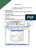 Panduan Corel Draw 11
