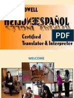 English to Spanish Translation Albuquerque