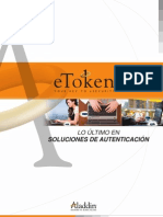 eToken Family Brochure Spanish New