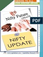 CS NIFTY MARKET NEWS Updated – 13 OCT 2015