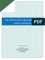 Las Referencias Culturales en Los Textos Turisticos