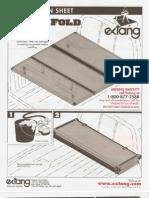 ToyotaTundra Extang Tonneau Cover Installation Instructiongs