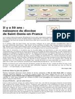 ECHOS Du Dimanche 11 Octobre 2015