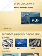 recursos hidrobiologicos