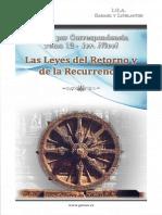 12 Leyes de Retorno y de La Recurrencia