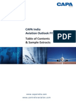 India Aviation Outlook FY16