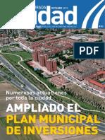 Revista Fuenlabrada CIUDAD Octubre 2015