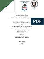 Cantos Pinto Josue Geovanny-Portafolio de Computación