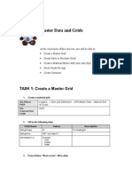 Master Data and Grids