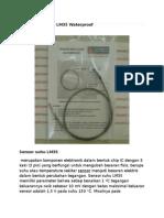 Sensor Suhu Dan Ph Air
