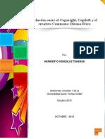 Ccopyright y Creative Comm