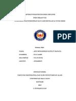 Laporan Praktikum Kimia Organik (Print)