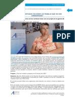PILAR VERA | PRESIDENTA DE LA FEDERACIÓN INTERNACIONAL DE VICTIMAS DE ACCIDENTES AÉREOS