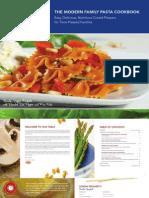Barilla Modern Family Cookbook Web
