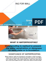 Waterproofing for wall-group3.pptx