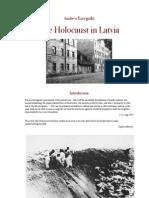 Ezergailis - The Holocaust in Latvia - Introduction