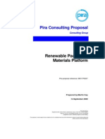 Renewables Platform Proposal