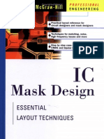 6567377 IC Mask Design Essential Layout Techniques
