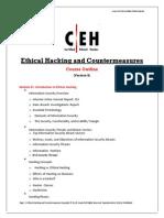 CEHv8 Course Outline (2)