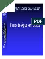 FunGeo_Parte 3A_Cargas e Darcy