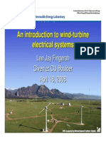 Wind Turbine Electrical Systems