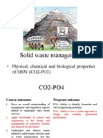 SW_physical, Chemical and Biological Properties of MSW_ilearn