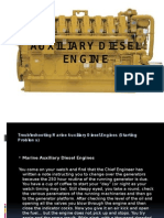 Auxiliary Diesel Engine