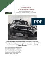 Fiat 128 iava - CORSA magazin