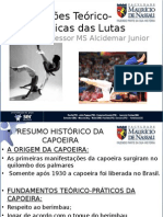 Aula - Capoeira