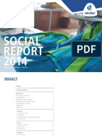Deuter Social Report 2014 deutsch