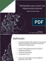 Nefropatías Con HTA