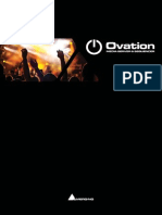 Ovation v4.1 User Manual
