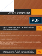 Jesús El Discipulador