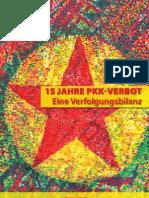 15 jahre PKK-Betätigungsverbot Eine Verfolgungsbilanz