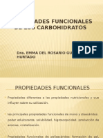 PROPIEDADES FUNCIONALES DE LOS CARBOHIDRATOS.pptx