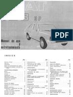 Manual Seat 128 (1976)
