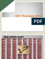 Endocrinology DM Therapeutics