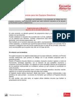 EA - Sugerencias - 2da Jornada Institucional - Cohorte 2 Año 2015 (1) (1)