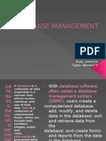 database management1