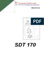 Manual Sdt 170 v3 PG