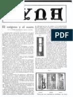 1926-12-001 El Oxigeno y El Acero --