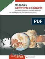 Políticas sociais, cidadania e desenvolvimento