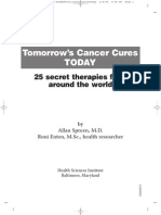 Tomorrows Cancer Cures Today 2