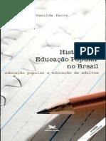 Paiva, História Da Ed Popular No Brasil
