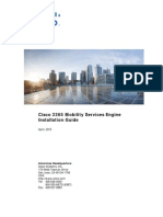 Cisco 3365 Mobility Services Engine