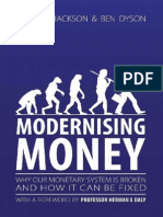 Modernising Money full book by Positive Money