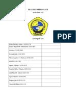 Laporan Praktikum Fisiologi Spirometri