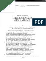 Odiseja - VI i VII Pevanje