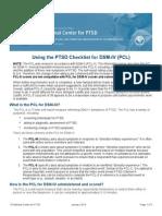 PCL Handout