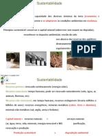 Biodiversidade e Sustentabilidade